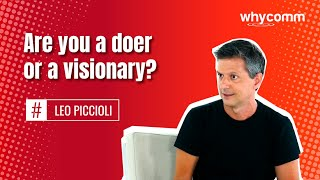 Are you a doer or a visionary? (2 of 22)