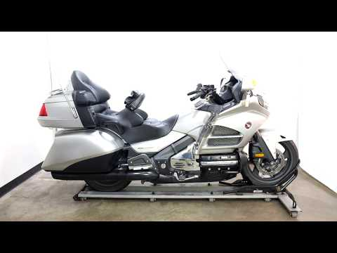 2016 Honda Gold Wing Audio Comfort in Eden Prairie, Minnesota - Video 1