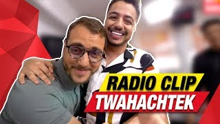 Ihab Amir avec Momo - Twahachtek [ Radio Clip ]