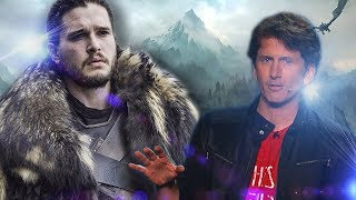 BETHESDA ARE MAKING A GAME OF THRONES RPG!?!