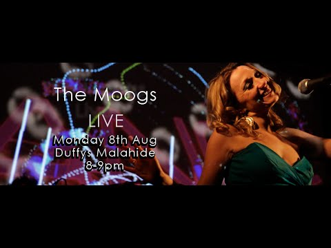 The Moogs – Wedding Bands Ireland 2018/19