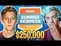 Fortnite's $250,000 Summer Skirmish Week 1 Highlights (FULL EVENT HIGHLIGHTS)