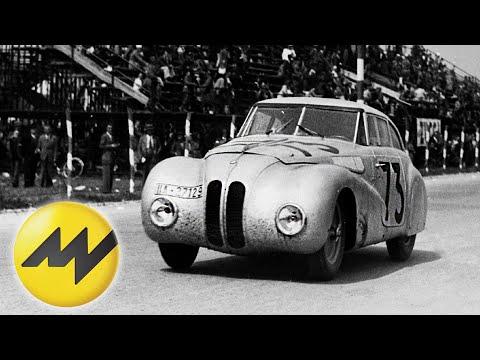 Auferstehung eines Mille Miglia Mythos | 1940 BMW 328 Kamm Coupé | Motorvision