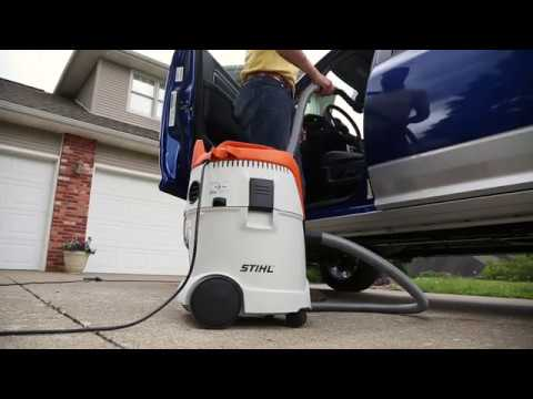Stihl SE 62 in Purvis, Mississippi - Video 1