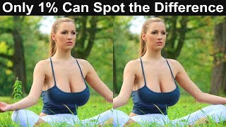 99% CAN'T SPOT THE DIFFERENCE