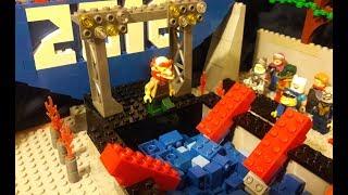 Lego Ninja Warrior Season 3 - MOC City Qualifiers