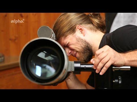 Wie funktioniert ein Fernrohr? | alpha Lernen erklärt Physik