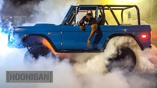 [HOONIGAN] DT 191: Hert Breaks Ken Block's Wife's Bronco