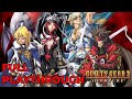 Guilty Gear 2 Overture pc Full Playthrough No Commentar