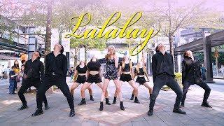 [KPOP IN PUBLIC CHALLENGE] SUNMI(선미)'LALALAY(날라리)' Cover By KEYME From Taiwan(Feat. B ZING, Fan Fan)