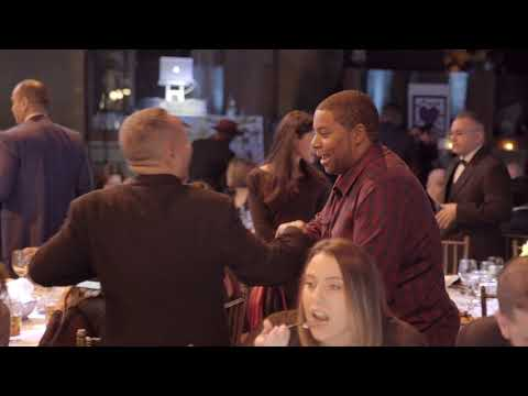 Video Highlights of the 10th Annual Cristian Rivera Foundation Celebrity Gala