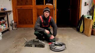 Rezensionsvideo Seilzug SZ-1600 Rotek