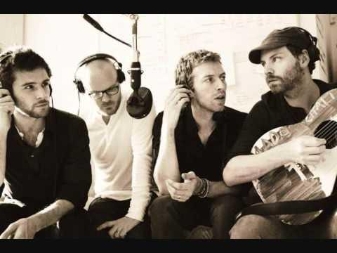 Coldplay - The Goldrush (Lyrics)