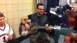 Chris August acoustic amen