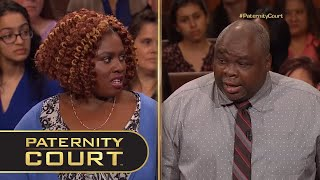 Woman Claims Man Wanted a Family, Man Denies It (Full Episode) | Paternity Court