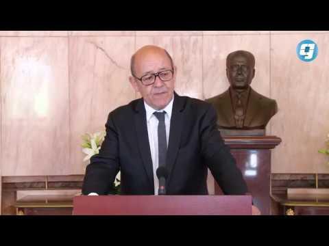 فيديو بوابة الوسط | أول تصريح من مسؤول فرنسي حول حالة المشير حفتر