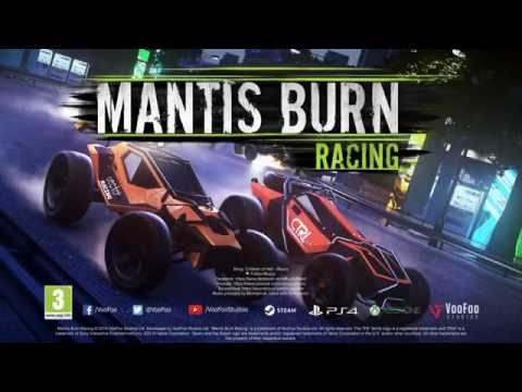 Mantis Burn Racing - Release Date Trailer (PEGI) thumbnail