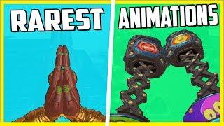 11 Apex Legends Rarest Animations