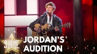 Gambar cover Jordan Harvey performs 'Blame It On Me' by George Ezra - Let It Shine - BBC One