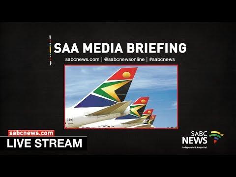 South African Airways Media Briefing, 19 November 2019