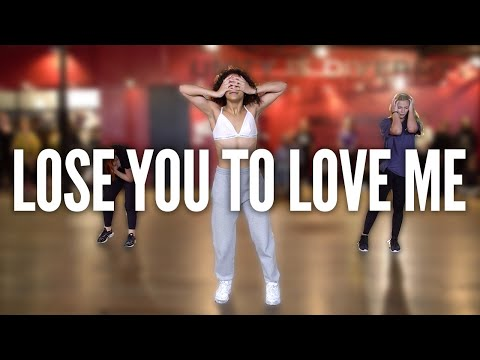 SELENA GOMEZ - Lose You To Love Me   Kyle Hanagami Choreography