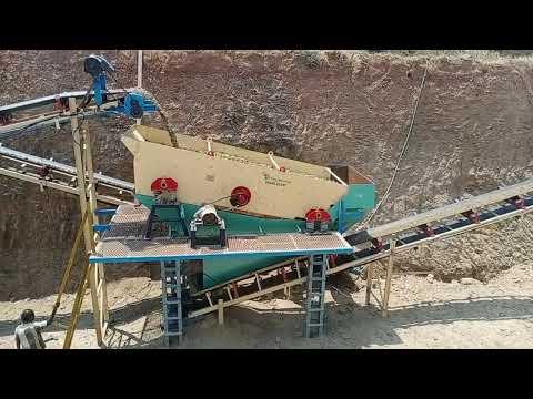 Sand Crushing Plant