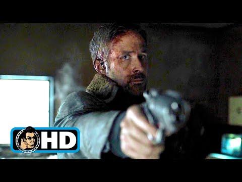 BLADE RUNNER 2049 Clip - Replicant Fight (2017) Ryan Gosling