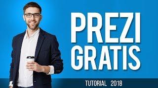 Tutorial Prezi 2018 | Cómo Usar Prezi Gratis, Fácil Y Rápido