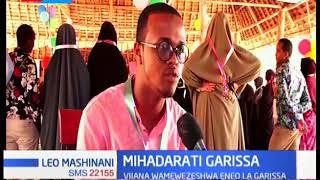 Vijana wawezeshwa kupigana na mihadarati kaunti ya Garissa