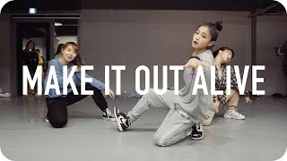 Make It Out Alive   Nao Ft. Sir  Yoojung Lee Choreography