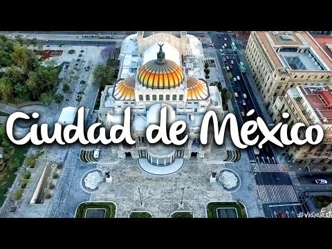 La Ciudad De México: Un Sitio Lleno De Historia y Cultura