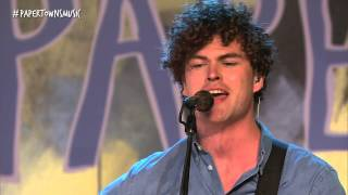 Vance Joy   Great Summer (Live From The Paper Towns Get Lost Get Found Livestream)