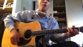 San Fransisco Bay Blues - Eric Clapton cover