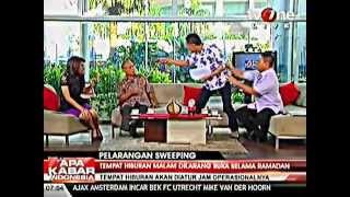 Munarman  Jubir FPI Siram Tamrin Tomagola