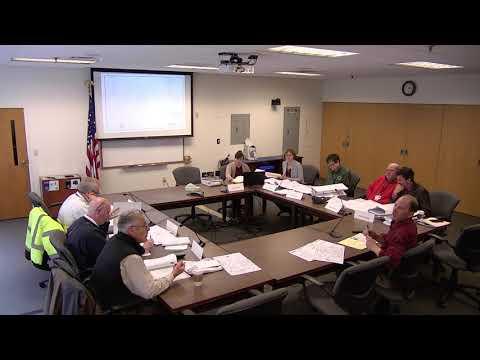 Technical Advisory Committee 5.14.19