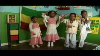 Ethiokids, Ethiopian American Kids, Learn Amharic, Learn To Name Your Body In Amharic