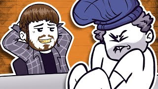 H3H3 ANIMATED #6: Ethan Has To Pee (w/ Post Malone)
