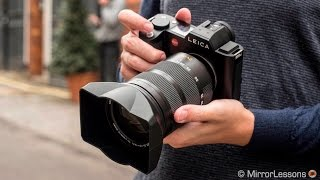 Leica SL (Typ 601) - Hands-On Review