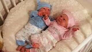 Neues von den Zwillingen + Haul [Reborn Baby Deutsch]