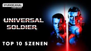 Van Damme vs. Lundgren | Das sind die besten Szenen aus UNIVERSAL SOLDIER!