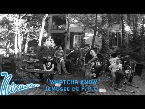 NOISEWATER - WhatCha Know