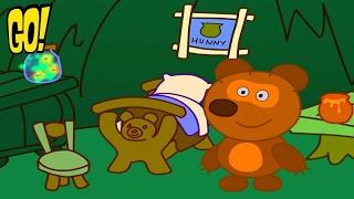 Сказки на ночь Мишки Тедди игра как Мультфильм для детей играем вместе с Best Kids Apps