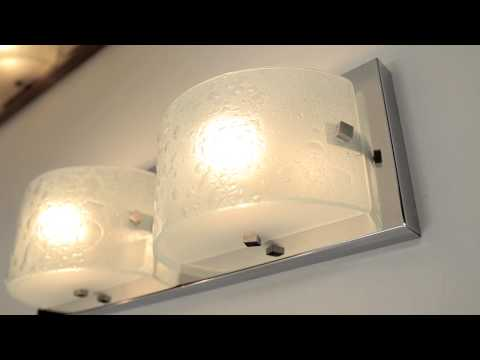 Video for Daphne Brushed Bronze Three-Light Bath Light