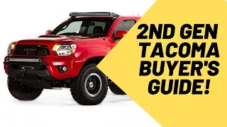 2005-2015 Toyota Tacoma Buyer's Guide (2nd Gen Common Problems)