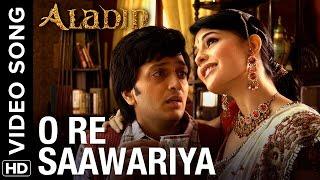 O Re Saawariya (Video Song)   Aladin   Amitabh Bachchan