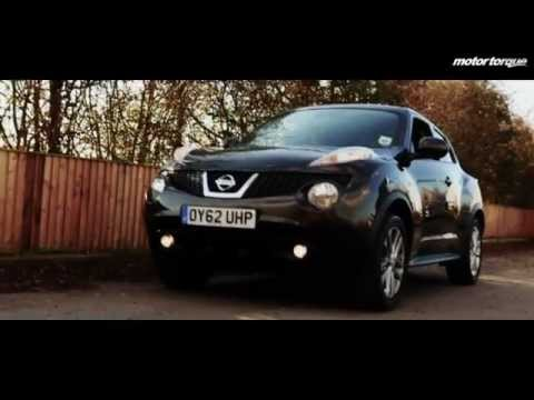 New Nissan Juke road test and review 2013