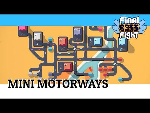 Video thumbnail for Roadworks – Mini Motorways – Final Boss Fight Live