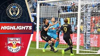 Philadelphia Union vs. New York Red Bulls | Seven Goal Playoff Thriller! | HIGHLIGHTS