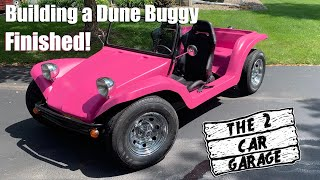 Building A Dune Buggy - Finished