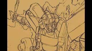 Gundam Thunderbolt Season 2 OST   Groovy DuelNaruyoshi Kikuchi